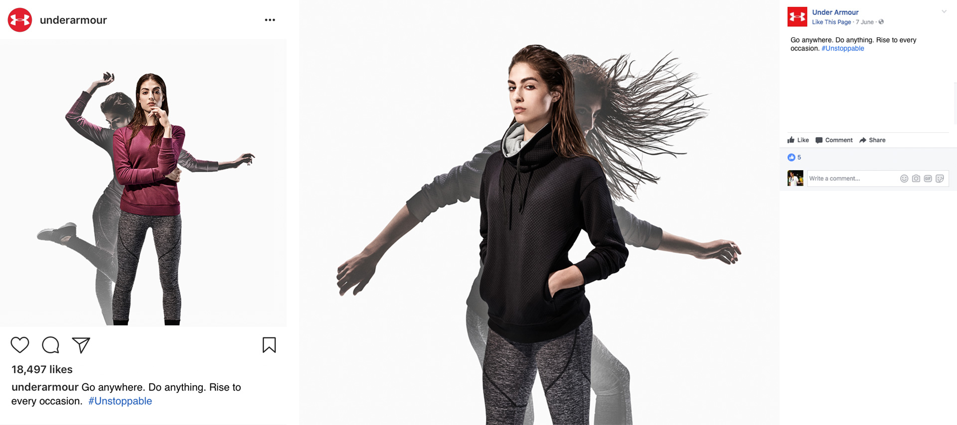 8c5168434 Under Armour - Case Study: apparel launch, branding   Made